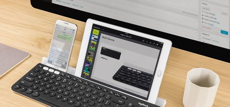 Logitech trae a México el K780, su teclado completo compatible con hasta tres dispositivos