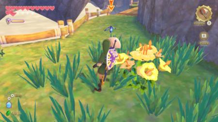 The Legend of Zelda: Skyward Sword HD: dónde encontrar todos los insectos