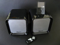 iHome iH82, un par de altavoces para el iPod