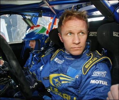 Petter Solberg sigue sin asiento para 2009