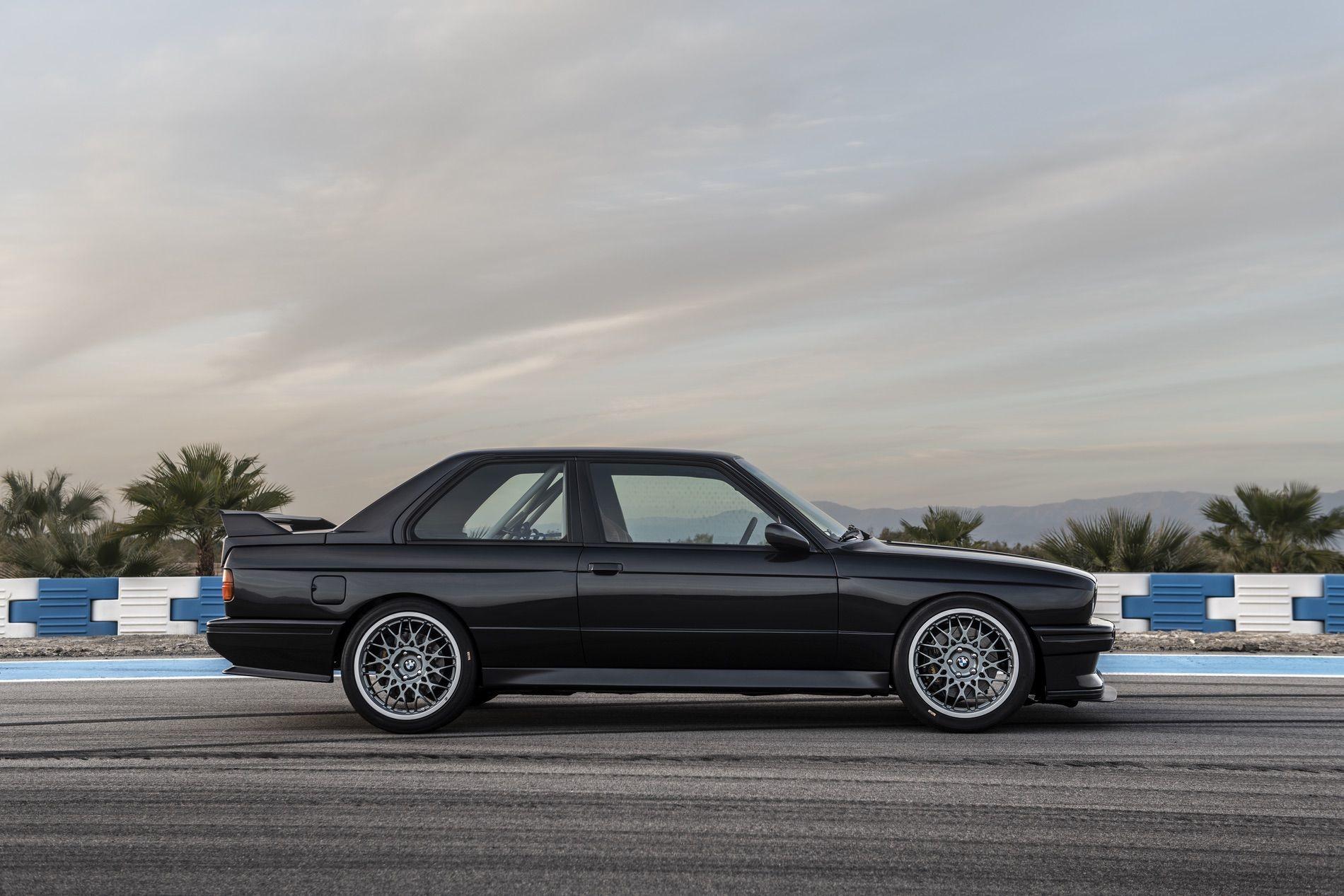 Foto de Redux BMW M3 E30 restomod (13/29)