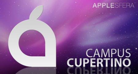 La semana del resolucionario nuevo iPad, Campus Cupertino