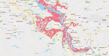 Mapa De Bilbao España.Asi Es Como Puede Desaparecer El Gran Bilbao En Tres