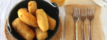 Siete recetas de croquetas originales y cuatro clásicas para el picoteo del finde