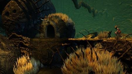 Abe narra su historia en 'Oddworld: New 'n' Tasty'