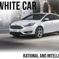 Curioso test: si comes pizza y odias las siestas, cómprate un coche blanco