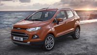 Ford EcoSport, las imágenes del modelo europeo