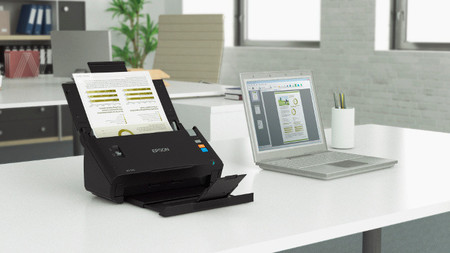 Nuevos escaners Epson WorkForce DS-510 y DS-150N, pensados para la gestión documental