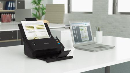 Nuevos escaners Epson WorkForce DS-510 y DS-150N, pensados para la gestión documental