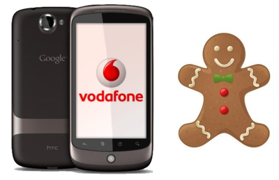 Nexus One (Vodafone) se actualiza a Android 2.3.4 Gingerbread
