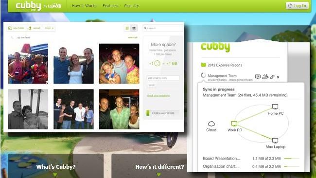 Cubby abre su beta con registro sin invitación, rediseño de interfaz y aumento de espacio límite por referidos hasta 25 GB