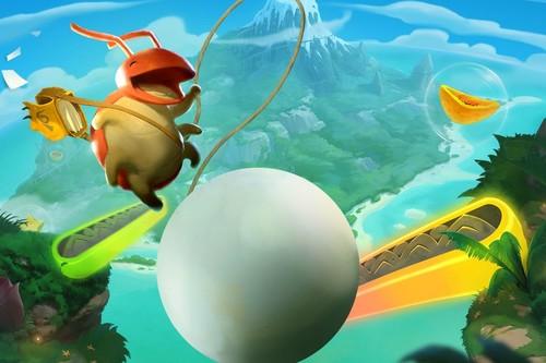 Las mezclas más raras con mecánica de pinball que se han visto en los videojuegos
