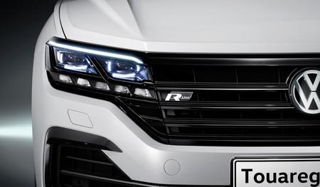 Volkswagen Night Vision, sistema de visión nocturna para el VW Touareg 2018