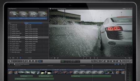 Final Cut Pro también se actualiza aprovechando el aluvión de novedades de Apple