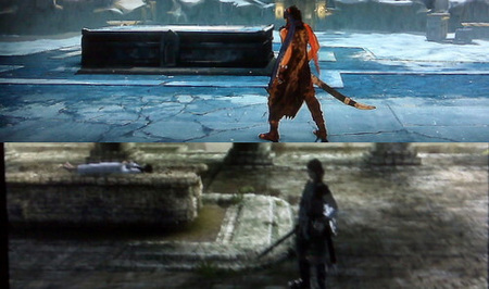 Sobre las comparaciones entre 'Prince of Persia' y 'Shadow of the Colossus'