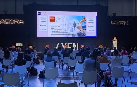MWC conferencia