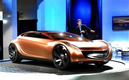Mazda Nagare, todas las fotos