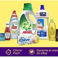 Miniprecios de eBay: más de 100 productos de primeras marcas como Axe, Colgate o Pantene por sólo un euro