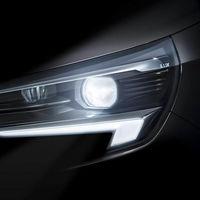 Opel nos enseña los faros matriciales con tecnología LED IntellilLux del Corsa eléctrico de 2019