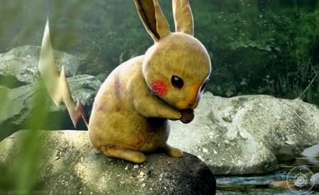 Así lucen los Pokémon clásicos reimaginados con un aspecto 3D fotorrealista