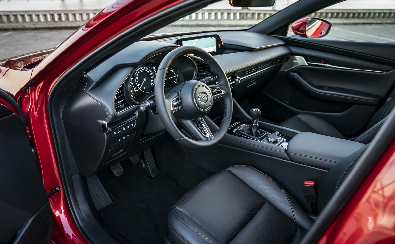 Foto de Mazda3 2019 (100/128)