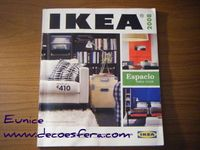 Catálogo de Ikea 2008 en líneas generales