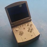 Convierten la clásica Nintendo 64 en una consola portátil al estilo de Game Boy Advance SP y luce increíblemente bien