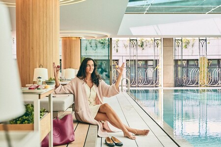 Hoteles con piscina Madrid