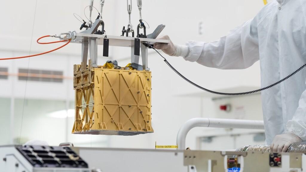 El rover Perseverance de la NASA ha logrado la primicia de convertir dióxido de carbono de Marte en oxígeno
