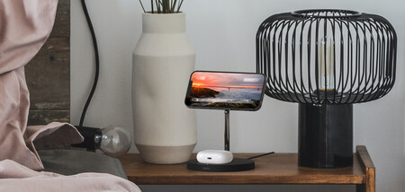 Belkin presenta un nuevo cargador MagSafe y unos auriculares integrados con Buscar