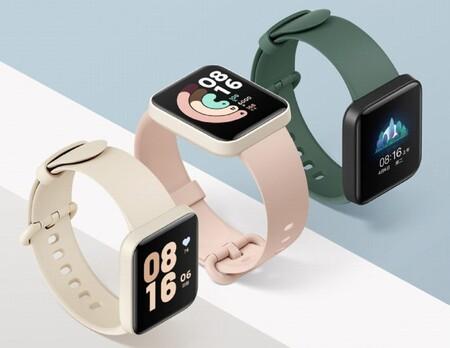 Nuevo Redmi Watch: ligero, deportivo y con una semana de autonomía