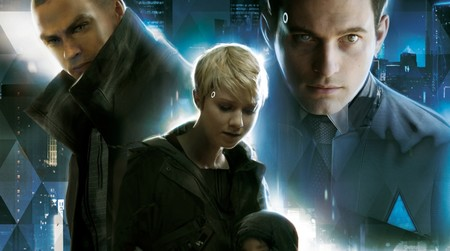 Detroit: Become Human: 15 minutos de juego sin spoilers  a través de sus tres protagonistas