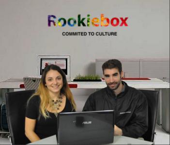 """""""Con Rookiebox los artistas y creativos tienen su propio entorno cultural on-line"""". Entrevistamos a David Gómez"""