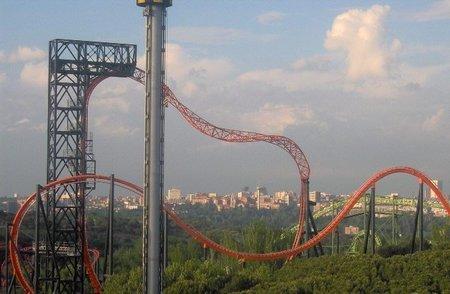 Entra gratis al parque de atracciones de Madrid