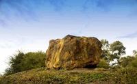 Un campo sembrado de meteoritos
