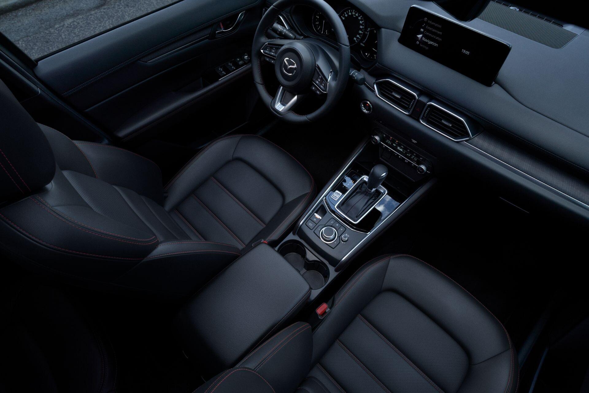 Foto de Mazda CX-5 2022 (20/29)