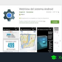 WebView del sistema Android: qué es, qué beneficios tiene y por qué hay que tenerlo actualizado