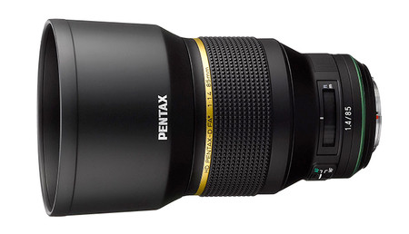 Pentax 85mm Da Star