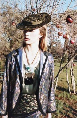 Foto de Más imágenes de la campaña de Marc Jacobs Primavera-Verano 2009 con Raquel Zimmerman (5/20)