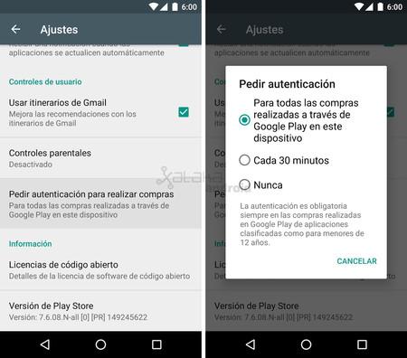 Compras Play Borrar De Google El Historial Como De