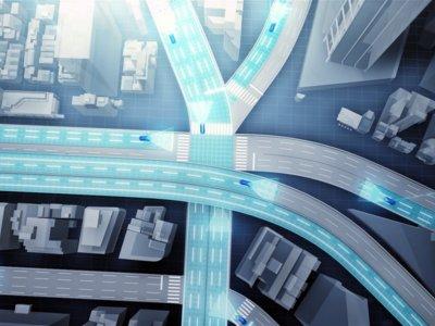 Toyota trabaja en un sistema de creación de mapas basado en coches autónomos