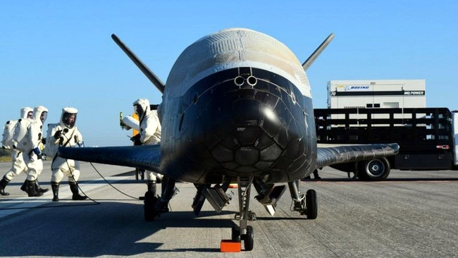 X 37b Space Robot Drone Us Government