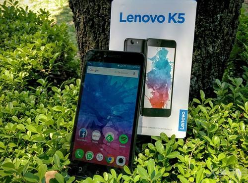 Lenovo K5, análisis