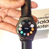 Samsung Gear S2, primeras impresiones