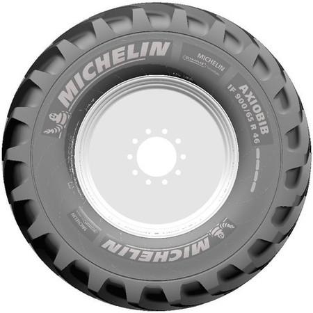Michelin Axiobib IF900/65R46, el neumático de tractor más grande del mundo