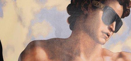 Con la colección 'Fresco' de Moschino, ahora podrás vestir el arte italiano más cool