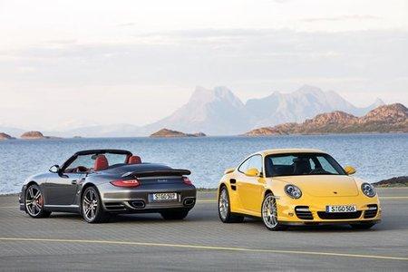 Porsche 911 Turbo y 911 Turbo Cabriolet