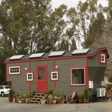 The Gem, la sorprendente mini casa de Viva Collectiv que nos encanta para una casa de campo