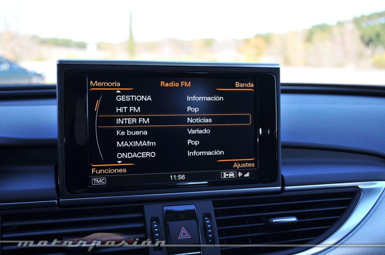 Foto de Audi A6 hybrid (prueba) (22/120)