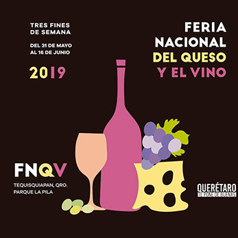 Incluyen por primera vez un área gastronómica en la 41 Feria Nacional del Queso y el Vino en Tequisquiapan Querétaro